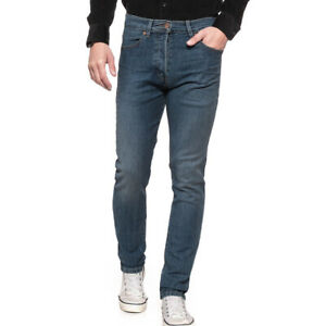 Mens Ex Wrangler Jeans Spencer Slim Fit Wash RRP £75 BNWT
