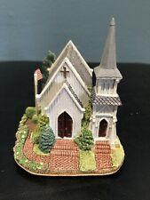 Lilliput Lane Landmarks Allegiance Collection One Nation Under God.~ 248/750Le.