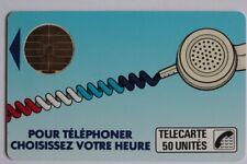 Télécarte à puce France Cordon bleu BUL2 Point bleu dans cadre Ko44B (55361)