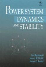 Power System Dynamics and Stability, , Bumby, Dr Jim,Bialek, Janusz,Machowski, J