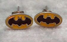 DC Comics Batman Stud Earrings (large) - Super Hero Stocking Filler