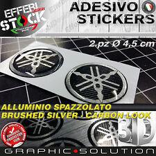 Adesivo / Sticker 3D diapason logo YAMAHAR1 R6 FZ1 FZ6 MT 10 09 XT T MAX TENERE