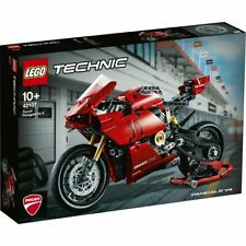 Lego 42107 Technic Ducati Panigale V4 R Motorcycle  Brand New