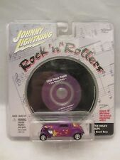 "Johnny Lightning  Rock ""N"" Rollers Little Deuce Coupe  with CD  NOC (215D15)"