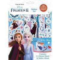 Disney Frozen 2 Sticker Activity Set