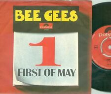"THE BEE GEES - FIRST OF MAY ( DUTCH POLYDOR 59260) 7""PS 1969/ DUTCH TITLED LABEL"