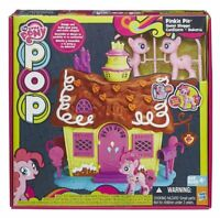 My Little Pony Pop Pinkie Pie Sweet Shoppe Playset Shop NEW FREE P&P