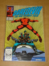 DAREDEVIL #273 MARVEL COMIC NEAR MINT CONDITION NOVEMBER 1989