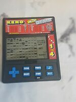 radica pocket keno 2 player Hand Held Game 1 To 4 Working