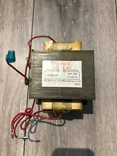 Microwave Transformer MD MD-801FTR-1 Class 220 Fits Various Microwaves -Working