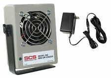 Ionizing Fan Unit | Small Size for General and In-Tool Ionization | With Cord