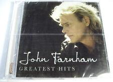 John Farnham - Greatest Hits - CD NEW & SEALED 1986 - 1997