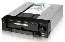 "Icy Dock MB971SP-B Drive Bay Adapter - Internal 1 x Total Bay 1 x 2.5""/3.5"" Bay"