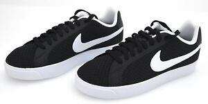NIKE MAN SNEAKER SHOES CASUAL FREE TIME CODE 833273 010 NIKE COURT ROYALE LW TXT