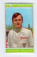 figurina - CAMPIONI DELLO SPORT PANINI 1967/68 - NUMERO 107 AUTO WILLIAMS