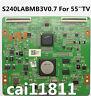T-Con Board S240LABMB3V0.7 BN41-01663  BN41-01663A Samsung UA55D7000 For 55'' TV