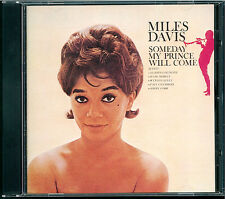 Miles Davis - Someday My Prince Will Come CD Japan 35DP 64 black/silver label