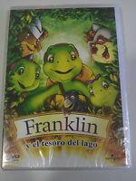 Franklin Y Il Tesoro del Lago DVD Castellano English Nuovo