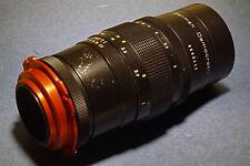 PENTACON  4/200 200mm F4 M42-Mount Super-35 & FF BOKEH Lens EX condition testd