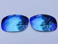 Polarizadas Azul Hielo Personalizado Con Espejo De Repuesto Lentes OAKLEY X Diez