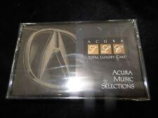 New Old Stock Acura Music Demonstration Cassette Tape 1995