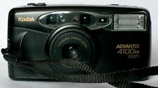 Kodak Advantix 4100ix zoom APS camera.