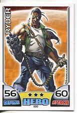 Marvel Hero Attax Series 1 Base Card #69 Hawkeye