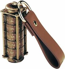 NEW Cryptex USB Flash Drive 16 GB USB 2.0 Antique Gold FREE SHIPPING