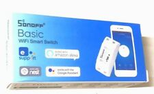 Domotica intettuttore WiFi sonoff + APP SMARTPHONE controlla la tua casa