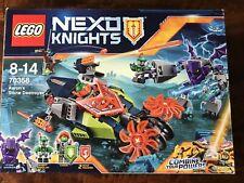 Lego Nexo knights #70358