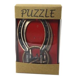 Horseshoe Metal Puzzle