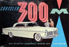 1955 Chrysler C300 (300)  in 1:25 Model Kit Bausatz Moebius 1201