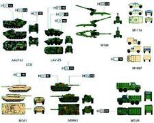 Trumpeter Us Marines Armor Accesor 1:350 TRP6640