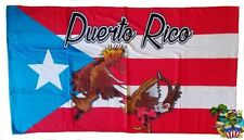 Puerto RicoFlag & Rooster 30 x 60 Inchs Home , Beach , Swimming , Lake Towel