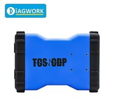 TCS CDP PRO VCI OBD2 Car Truck Auto Diagnostic Scanner Tool 2014.02 with Keygen