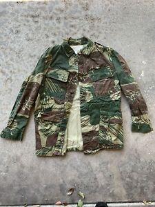 Rhodesian Camo Brushtroke Bush Jacket