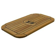 Larson Boat Table 8322-1345-TABLE-00   23 5/8 Inch Solid Teak Wood