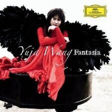 YUJA WANG - FANTASIA  CD KLASSIK 18 TRACKS NEU