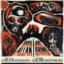Davie/Grind, Joel Allan-Split EP CD NUOVO