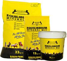 Mineral Mix Equilibrium Premium Supplement Concentrate Horse Equine 5kg Health