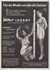 HAMBURG, Werbung 1938, Fabrik Warner's Legant Corselettes Schlüpfer Unter-Wäsche
