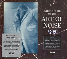 The Art of Noise : Who's Afraid of the Art of Noise CD Album with DVD 2 discs