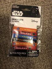 Star Wars Waterproof Rubber Wristband Bracelet Disney