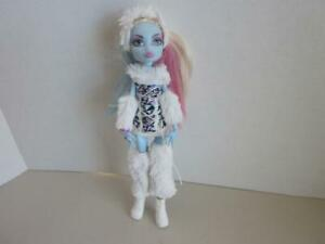 Monster High Doll Abbie Bominable 1st Wave