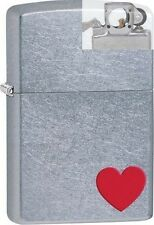 Zippo 29060 red heart Lighter with PIPE INSERT PL