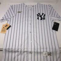 Nike Mickey Mantle NY Yankees Cooperstown Collection Jersey Youth (14/16) Large