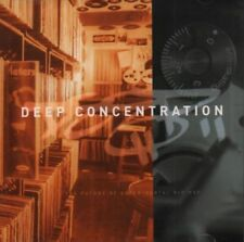 Various Electronica(CD Album)Deep Concentration-OM-DI 0772-France-1997-New