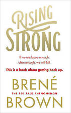 Rising Strong by Brene Brown (2015, Paperback)
