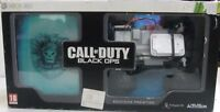 COLLECTOR'S Xbox 360 Call Of Duty Black Ops Ausgabe Prestige Pal Italy Verwendet