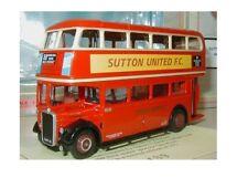EFE 11113B - 1/76 Sutton United FC AEC RTL Bus